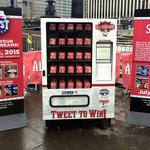 I Tried It: Winning a prize from the Reds' All-Star Game vending machine