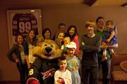The extended family of the late Wayne Anderson was treated to the president's suite at Jobing.com Arena for a regular season Phoenix Coyotes game March 5 as part of Valley Leadership's One Fun Day program developed in partnership with the New Song Center for Grieving Children, a division of Hospice of the Valley.