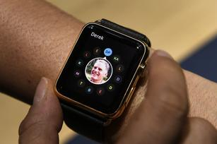 The world at his fingertip: Apple Watch gets workout from a digital and mobile guru