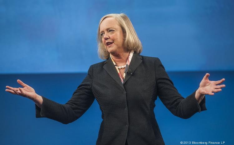 Meg Whitman, chief executive officer of Hewlett-Packard Co., is very unlikely to agree with technology expert Bernd Bischoff's assessment of the PC industry.