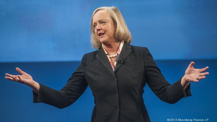 Hewlett-Packard, led by CEO Meg Whitman, will cut more employees than it had intended when a restructuring plan came to light late last year.