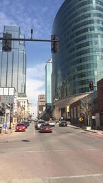 KC streetcar crews clean up before Big 12 tournament