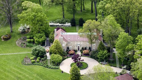 Preview Stunning $7M Estate in Ellicott City