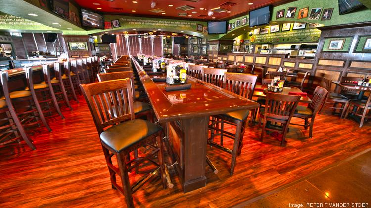 Tilted Kilt interior design.