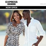 Express Factory Outlet stores outperforming expectations