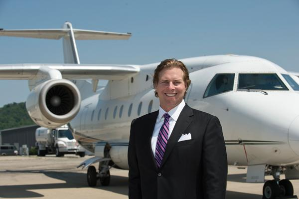Rick Pawlak, managing director of Ultimate Air Shuttle, said the company plans further expansion in the Cincinnati area.