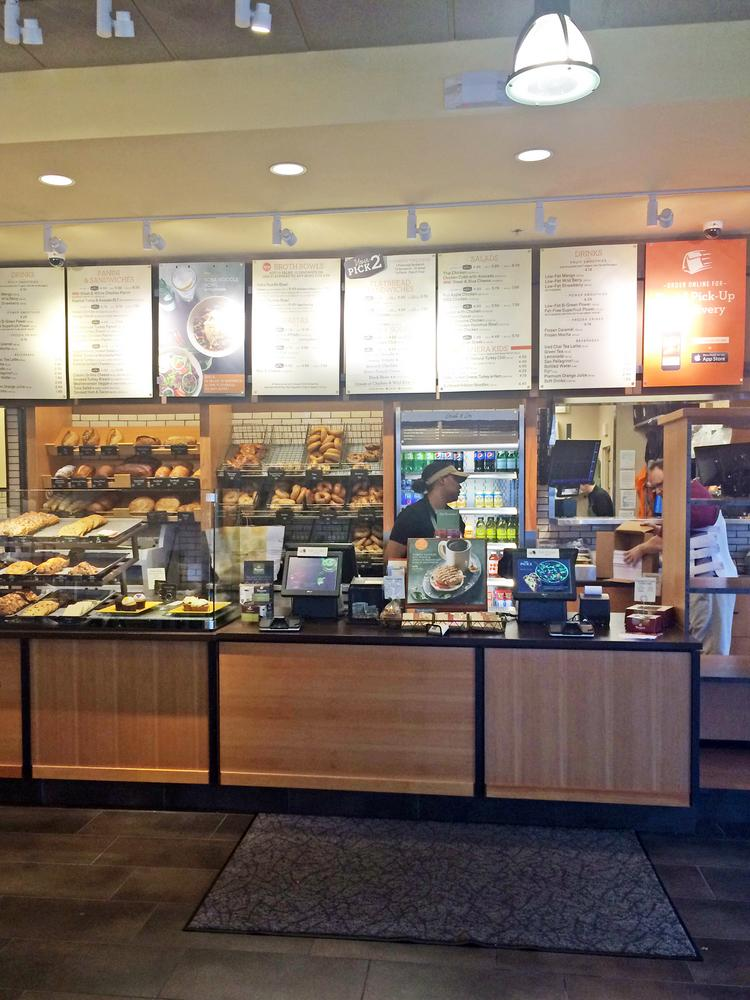 Panera Bread Co Tests Delivery Service In Louisville Before