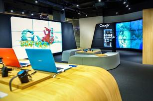Slideshow: Look Inside The Google Shop in London