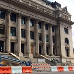 Work begins on downtown Dallas law school building as UNT looks for $56M