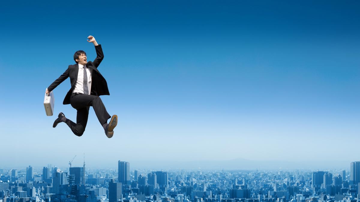 How to make a career jump