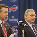 Past year was 'hectic' – to say the least —  for Bills' Brandon