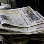 Report: Wall Street Journal lays off staff, maps out changes for paper