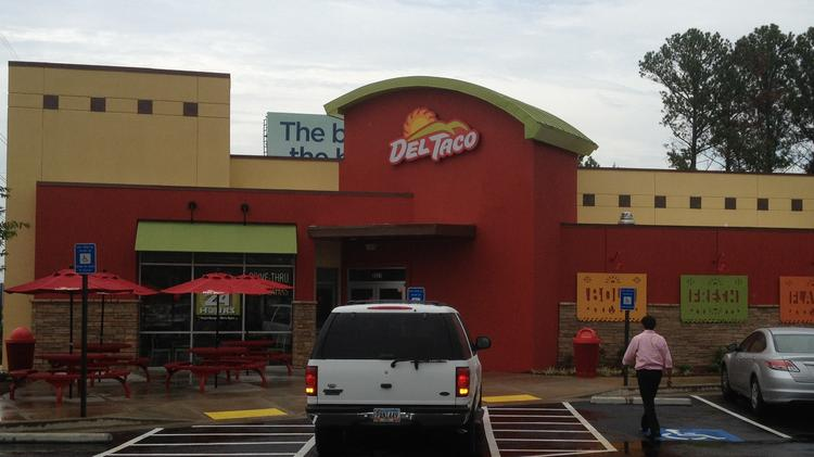 Del Taco plans to close 12 restaurants in Texas, including eight in North Texas. (Photo by Mike Kalasnick. Used under Creative Commons license.)
