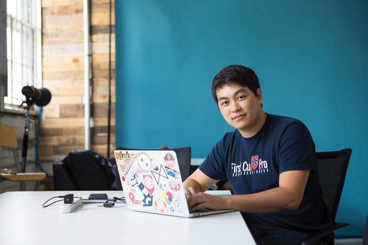 Taylor Hou of Rply Inc. changed the focus of his company's software a few times before finding a potential niche.