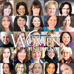 A few words about Women of Influence