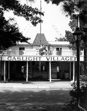 Long Gone: Gaslight Village in Lake George was demolished in 2010 after sitting vacant since the amusement park's closing in 1989.