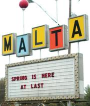 Still Kickin': The Malta Drive-In is still investing in the future, going digital this summer.