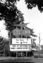 Long Gone: Tri-City Twin Drive-In in Menands closed in 1990, according to newyorkdriveins.com.