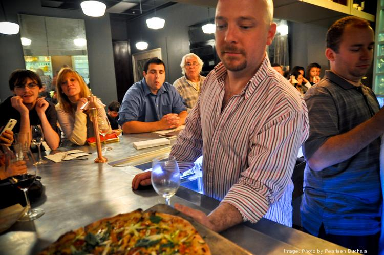 Tyler Brassil, chef and owner of Pharmacy and its sister restaurant The Table.