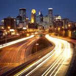 Minneapolis gets B- in small business environment survey