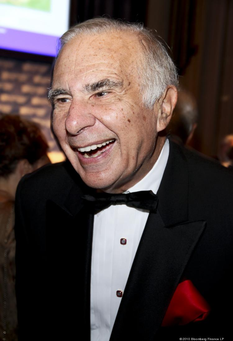 Carl Icahn, chairman of Icahn Enterprises LP.