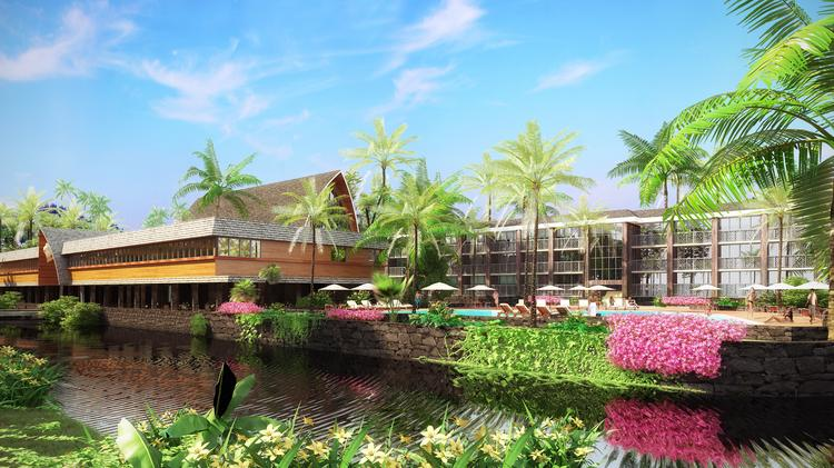 Architect talks about Kauai\'s Coco Palms Resort redevelopment ...