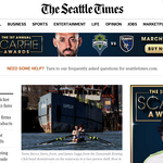 The Seattle Times invested $4 million in recent digital overhaul