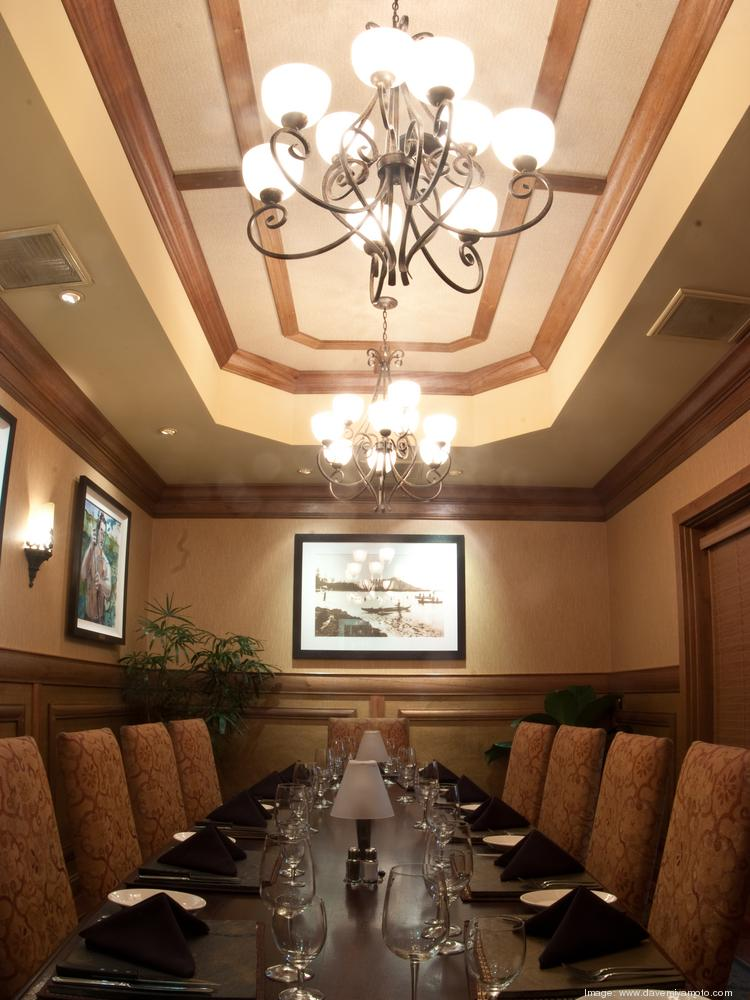 chris waikiki expands with private dining room pacific business news