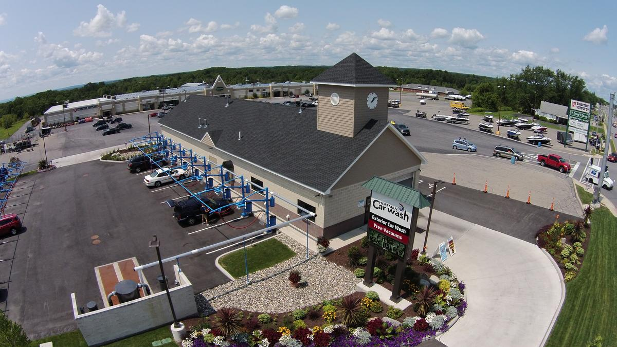 Hoffmans Car Wash: Hoffman Car Wash Expanding With Saratoga Springs Location