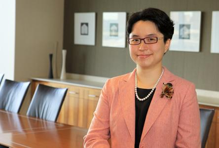 Former Dorsey & Whitney partner Liza Mark is starting a Shanghai office for Dallas-based Haynes and Boone.