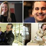 Upstarts to watch: The Boss School boss, the gift basket goddess and others