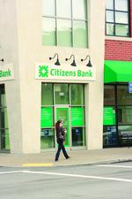 Citizens Bank united in cutting down to size