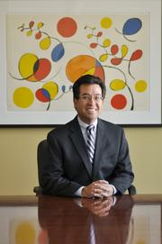 James Pinto is an intellectual property attorney at Brownstein Hyatt Farber Schreck and co-chair of the firm's inclusiveness and diversity committee.