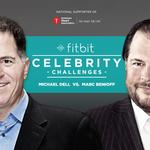 #TeamDell or #TeamBenioff? Billionaire tech CEOs gear up for fitness challenge with mild swipes on Twitter
