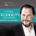 So which billionaire CEO won the fitness challenge — #TeamDell or #TeamBenioff?