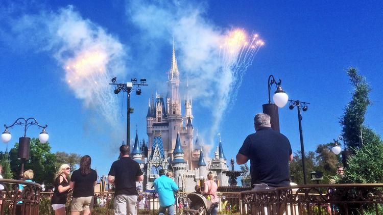 Disneys Magic Kingdom Is Still The Top Dog In Orlando Tourism Theme Parks