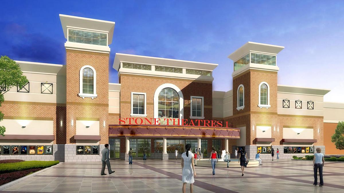 Stone Theatres Charlotte Plans Screen Movie House