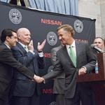 Nissan to invest $160M in Smyrna expansion