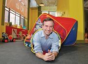 Developer Uri Kaufman, who converts factories into apartments, is investing $250,000 or more to open a child care center in downtown Albany.