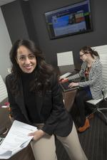 Career ladder primed for women in tech, but few are entering the field