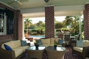 Covered patio at 20 Compass Road, Fort Lauderdale