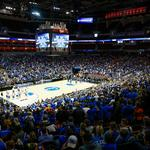 The march to 40-0 started last night with the Cats' Yum! Center practice