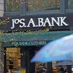 Men's Wearhouse suffers short-term pain from Jos. A. Bank