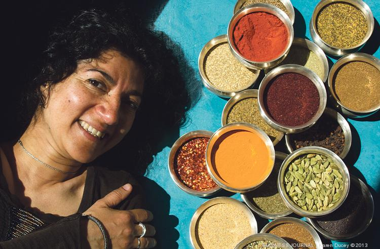 """Meeru Dhalwala, owner of Shanik Restaurant in Seattle's South Lake Union, says she's """"not a fast-food person"""" but is now doing takeout on some dishes that meet her standards. """"I decide what I will be fast on and what I will not,"""" she said."""