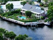 Aerial view of 20 Compass Road, Fort Lauderdale