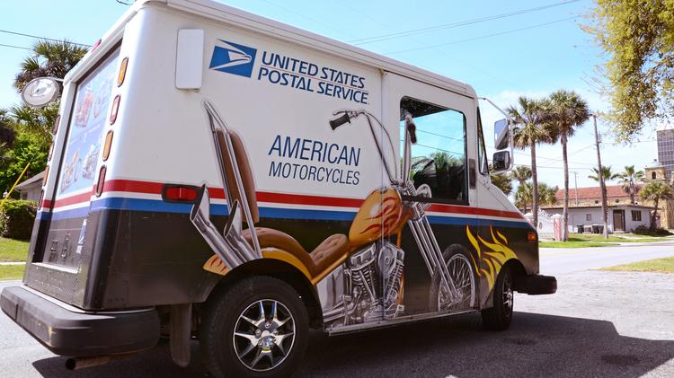Amp Electric Vehicles Could Be Chosen To Provide 180 000 Replace The U S Postal Service