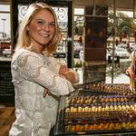 Candy entrepreneur cooks up her business plan