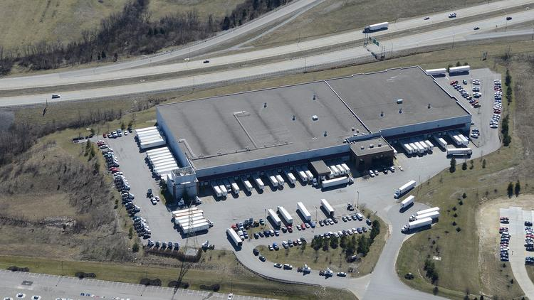 Verst Group Logistics signed a long-term lease for the entire 189,400-square-foot building at 1985 International Way in Hebron.