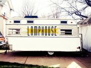 Lamphouse Photo operates out of a trailer converted into a small studio and darkroom.