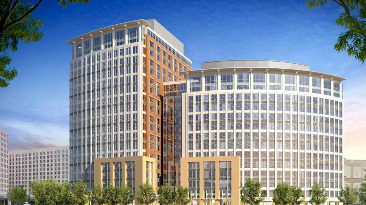 A federal court judge has ruled JLL is not entitled to a commission for its role in bringing the National Science Foundation to a new headquarters at Hoffman Town Center in Alexandria.
